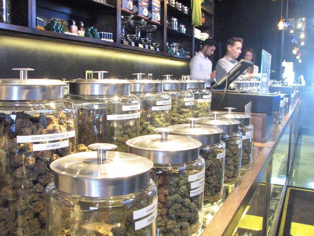 Image result for pot shops