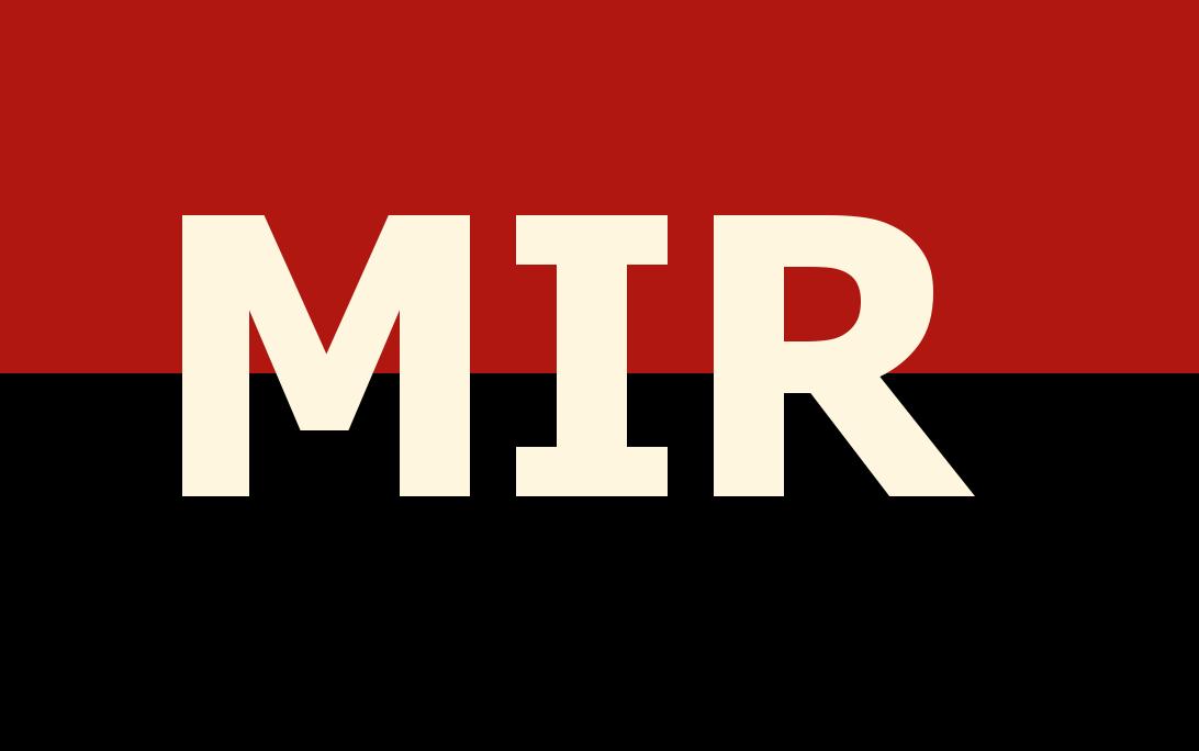 Super MIR flag