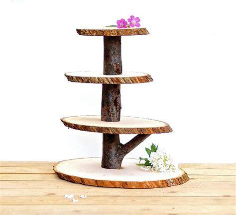 Best 25  Wooden cupcake stands ideas on Pinterest   Cake