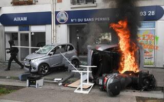 paris protest