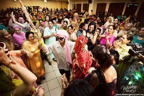 Maiyan & Sangeet Ceremony, Sikh Wedding ? Raj & Charan