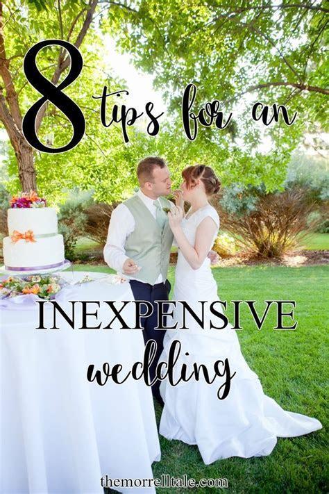 How to Have an Inexpensive Wedding   wedding   Heiraten, Deko