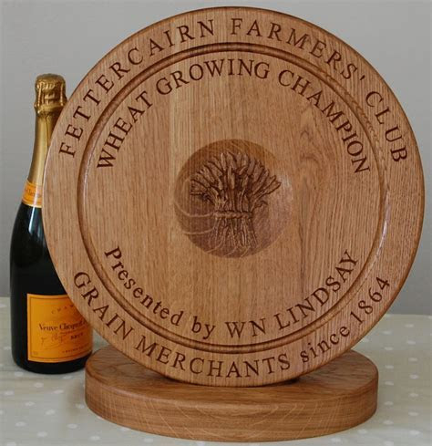 Personalised Engraved Chopping Boards   The Oak Chopping