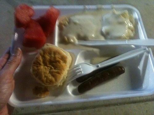 Breakfast Tuesday in Marthasville