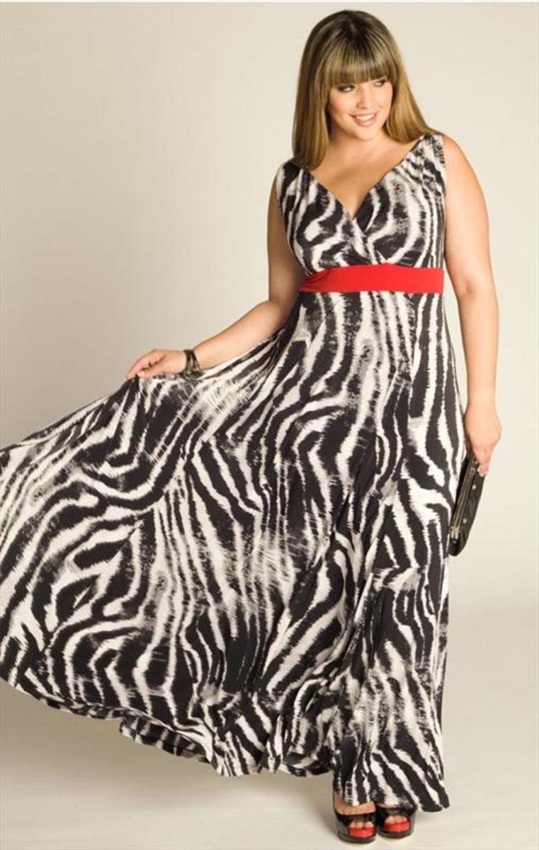 plus size yuletide dresses