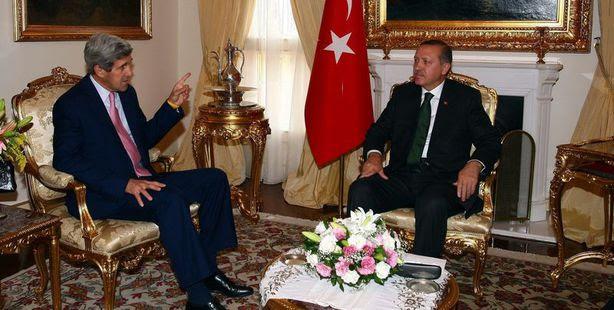 Κρίση ΗΠΑ-Τουρκίας: Ο Ερντογάν τα κατάφερε τρέχει ο Κέρι…