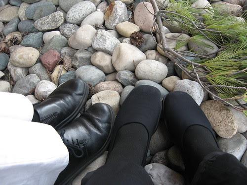 Ann and I Feet