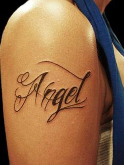 Tatuajes De Nombres 46 Ideas Originales Hombresmujeres