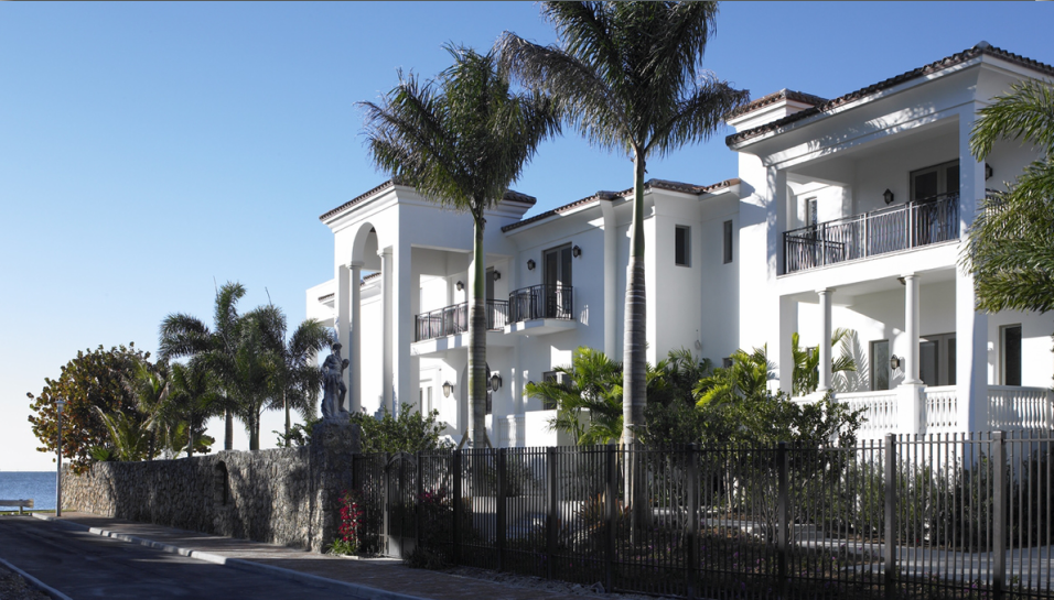 When he joined the Miami Heat, he bought a $9 million home in Coconut Grove. He sold it for a $4 million profit.