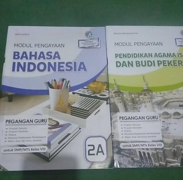 Buku Pegangan Guru Bahasa Indonesia