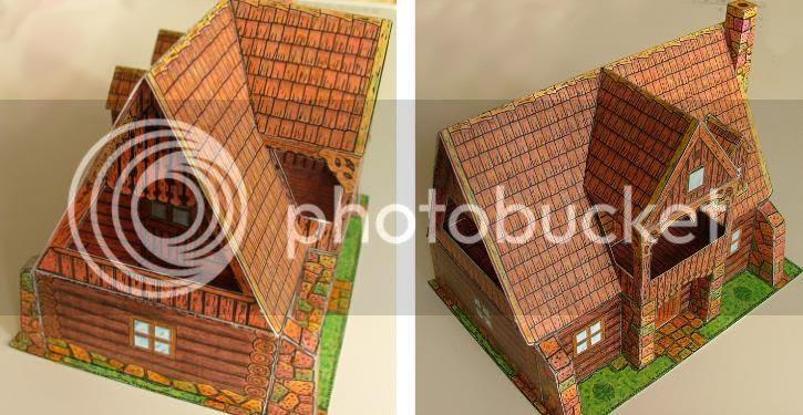 photo wood house papercraft via papermau 002_zpstsbmfpbi.jpg
