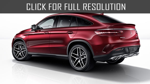 Mercedes Benz Gle Coupe 2017 - amazing photo gallery, some ...
