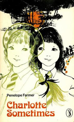 Vintage Charlotte Sometimes Puffin book cover