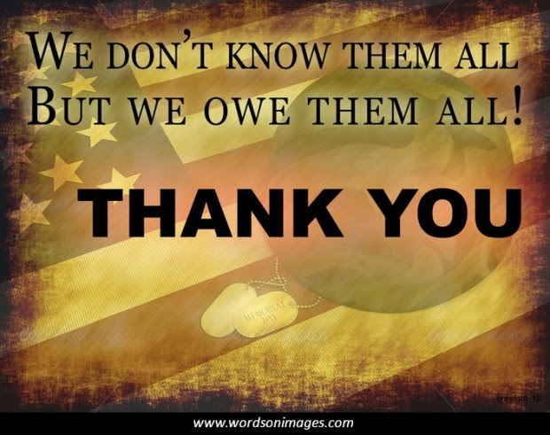 Thank You Veterans Latest News Images And Photos Crypticimages