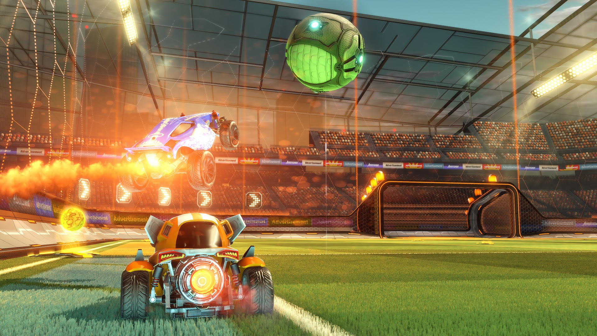 There's going to be a new Rocket League champion screenshot