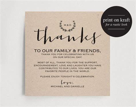 Best 25  Thank you sign ideas on Pinterest   Wedding
