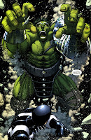 Hulk vs Black Bolt