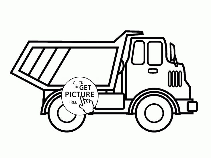 34 Trash Truck Coloring Pages - Free Printable Coloring Pages