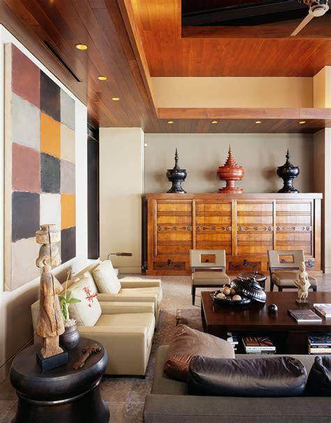 beautiful balinese style house  hawaii home decor