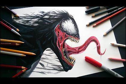 Imagenes De Venom Para Dibujar Facil