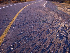 Why Did the Pebbles Cross The Road?