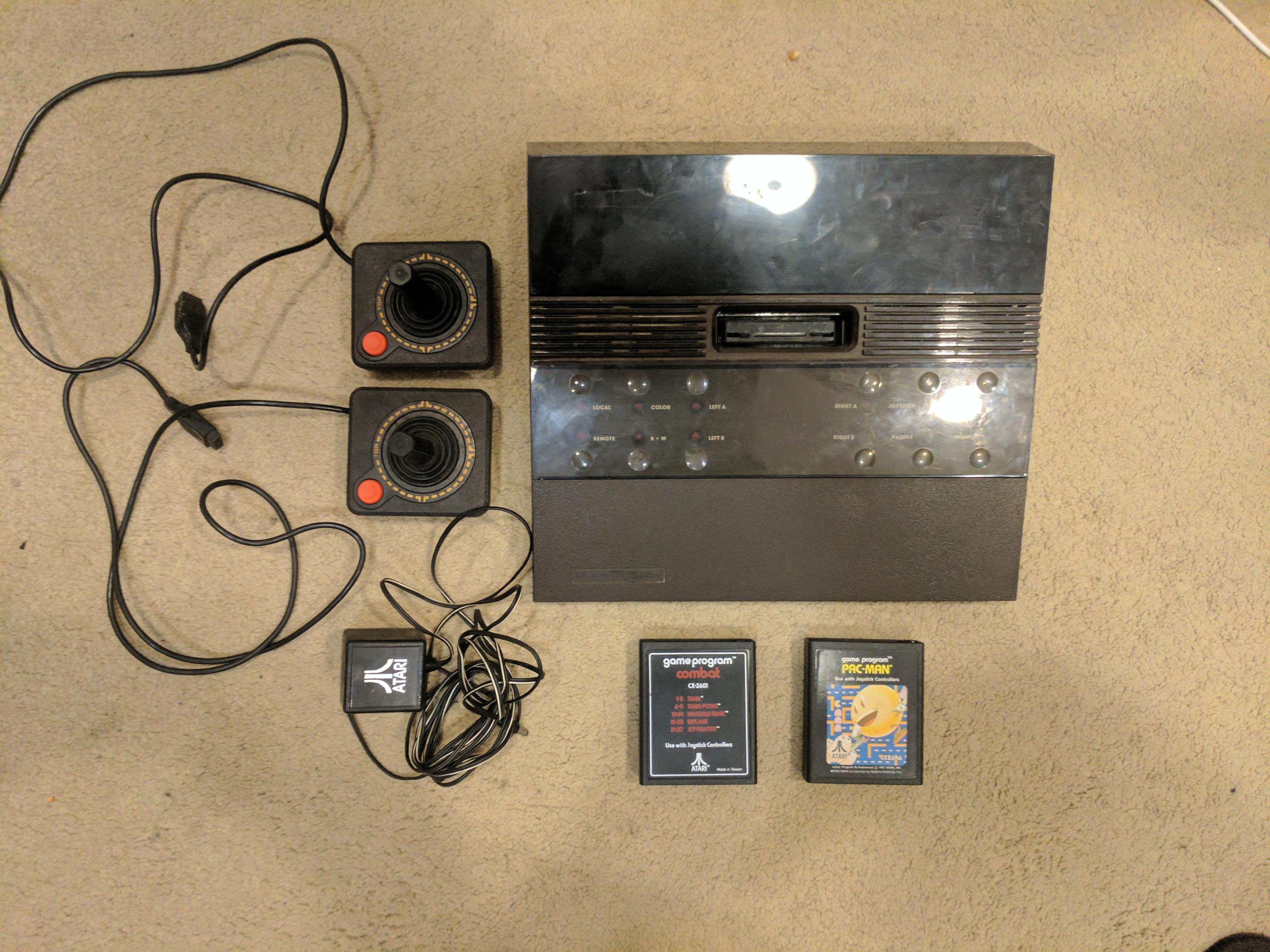 Man finds rare Atari 2700 prototype at thrift store screenshot