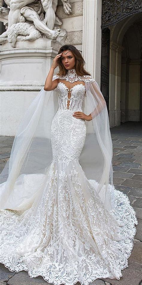 33 Mermaid Wedding Dresses For Wedding Party   Wedding