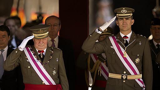 Felipe y Juan Carlos