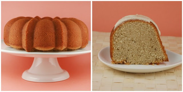 Spice Bundt Cake with Brown Butter Vanilla Bean Glaze