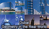 Geometry in the Real World: Dubai, Table of Content.