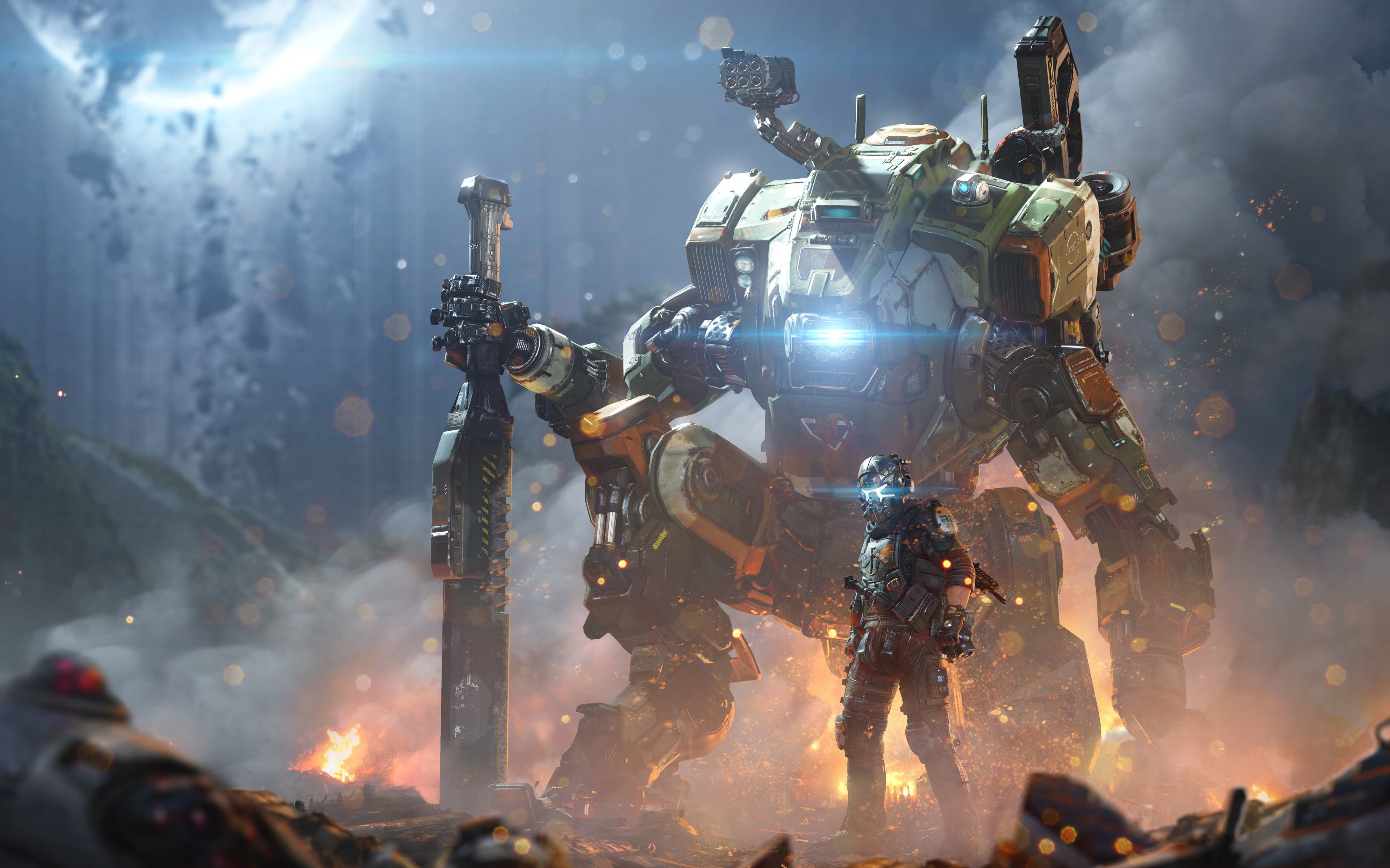 WALLPAPERS HD: Titanfall 2
