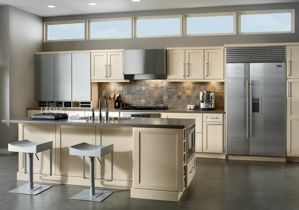 15 Great Kitchen Cabinets That Will Inspire You  MostBeautifulThings