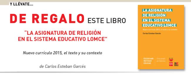 Noticia sobre Religión y Escuela en la web de PPC