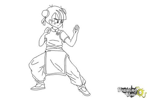 draw  manga girl fighting pose drawingnow