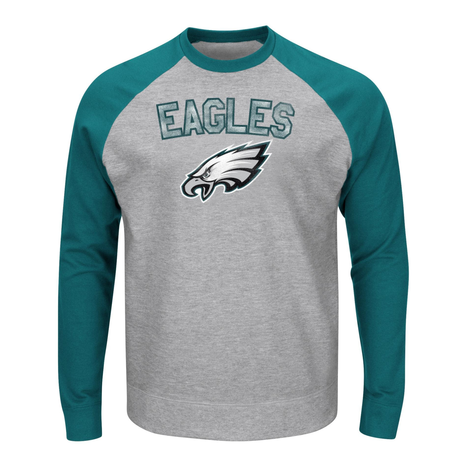 NFL Mens LongSleeve Shirt  Philadelphia Eagles  Shop Your Way: Online Shopping  Earn Points
