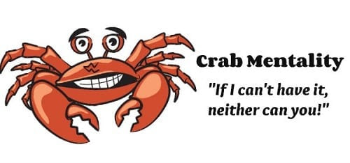 crab mentality in the Philippines