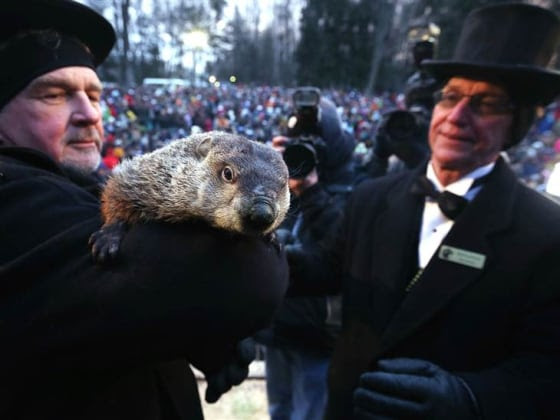"Punxsutawney Phil is very close with his handlers, who are referred to as the ""Inner Circle."""
