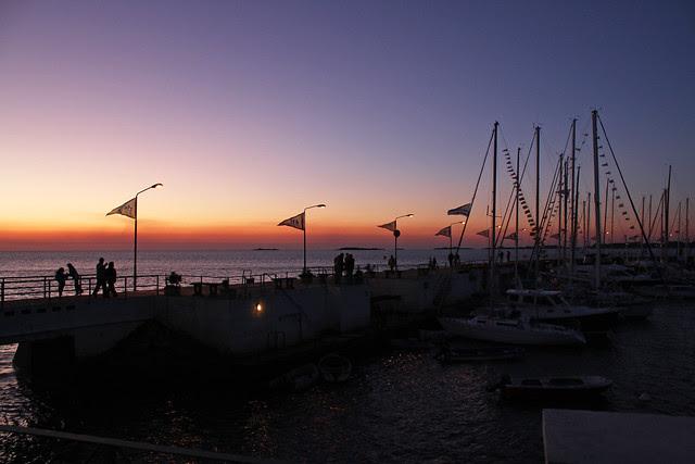 Puerto de Colonia del Sacramento
