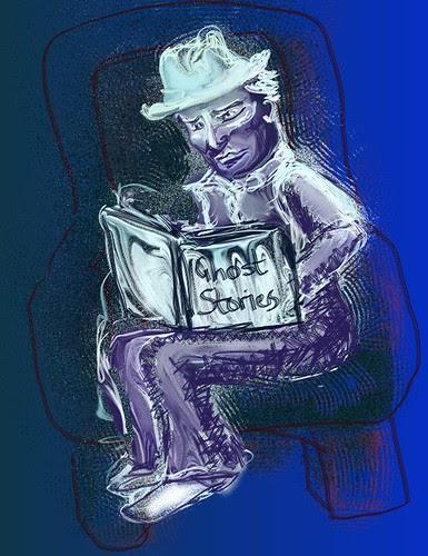 Illustration Friday - Chair