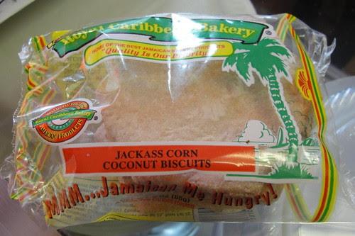 jackass corn biscuit