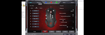 Pictek Gaming Mouse Software Download