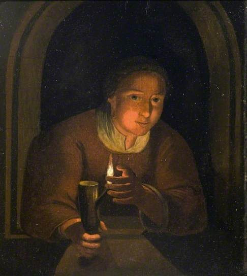 listening-woman-1815-50-Godfried-Schalcken.jpg (486×544)