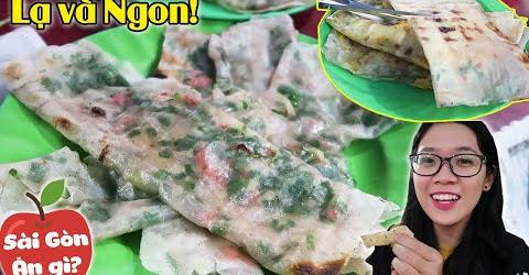 Bánh Tráng Nướng Siêu Lạ Dì Nguyệt Quận 2 | Sài Gòn Ăn Gì | Hãy Như TỐ