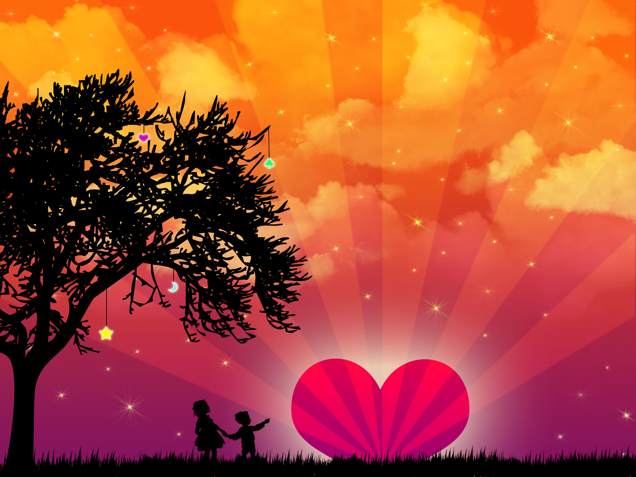 Cute Love Wallpapers for Desktop (66+ images)