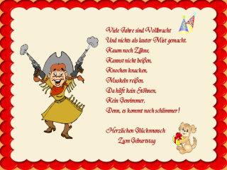 Geburtstagseinladung Bayerische Mundart