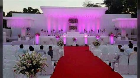 Indian wedding decorations theme idea in Ahmadabad Gujarat