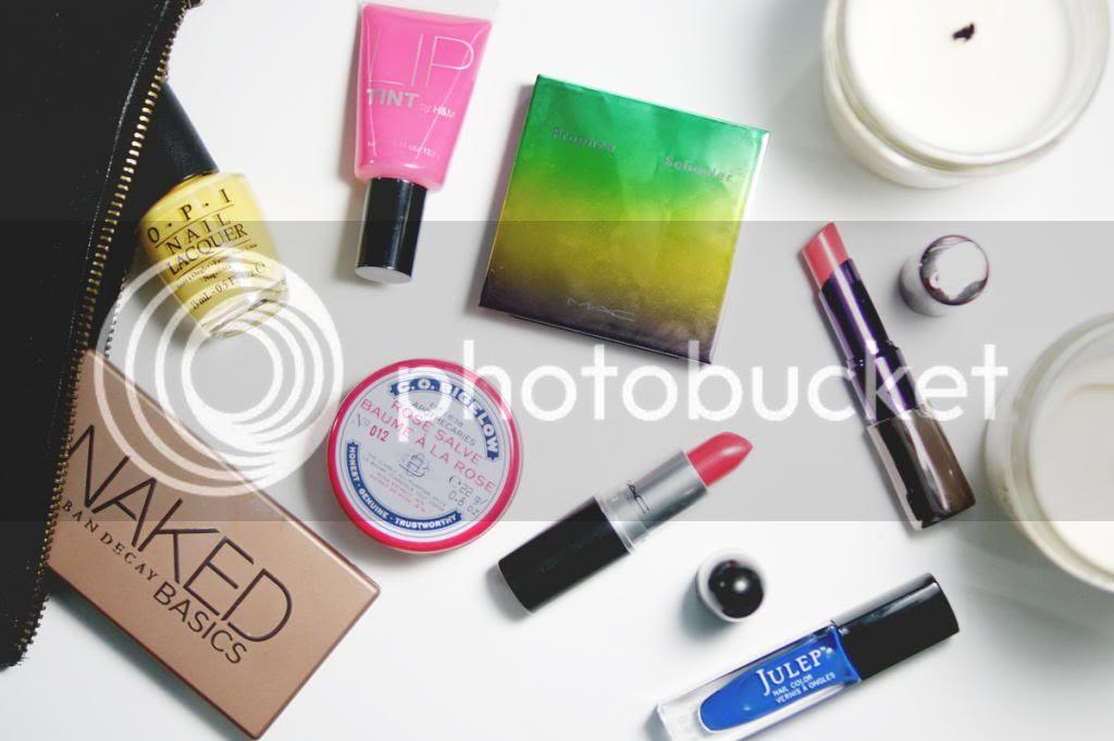 April Beauty Favourites 2014