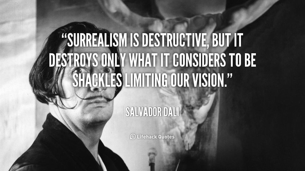 Surrealism Quotes