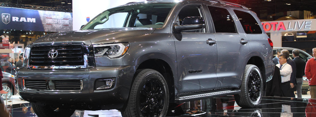 2017 Toyota Sequoia Exterior | 2017 - 2018 Best Cars Reviews