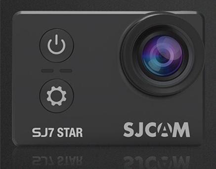 Camera hành trình SJCAM SJ7 Star màu đen http://quatangso.net/